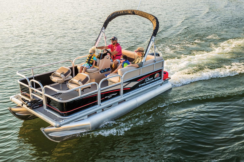 Sun Tracker Boat