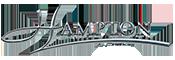 Hampton brand logo