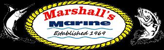 Marshall's Marine logo