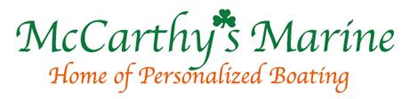 McCarthy's Marine Sales logo