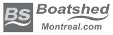 logo Boatshed Montreal