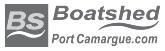 logo Boatshed Port Camargue