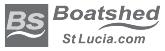 Boatshed Saint Lucia