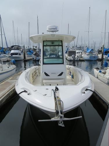 25' Boston Whaler Outrage 2009 - Ballast Point Yachts